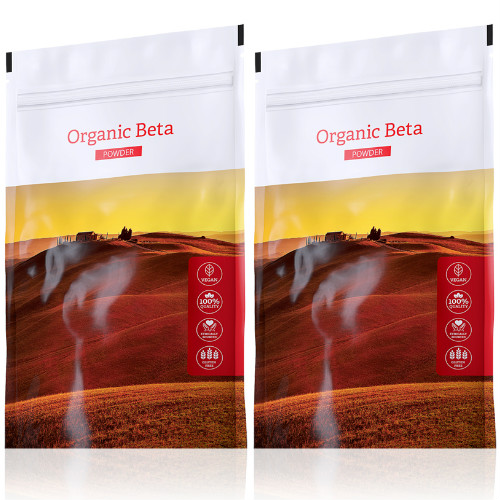 Energy Organic Beta powder 2x 100 g