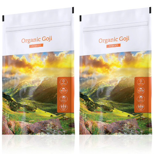 Energy Organic Goji powder 2 ks 100g+100g