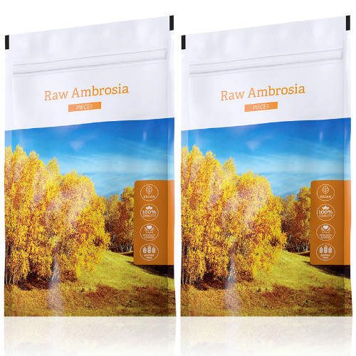 Energy Raw Ambrosia pieces 2 ks 100g+100g