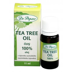 Tea Tree Oil 11 ml Dr.Popov