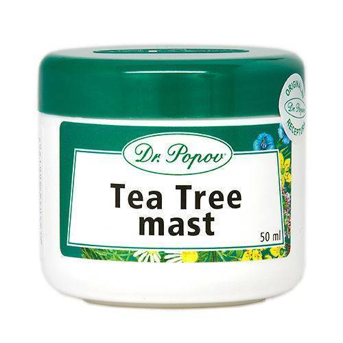 Tea Tree mast, 50 ml Dr. Popov