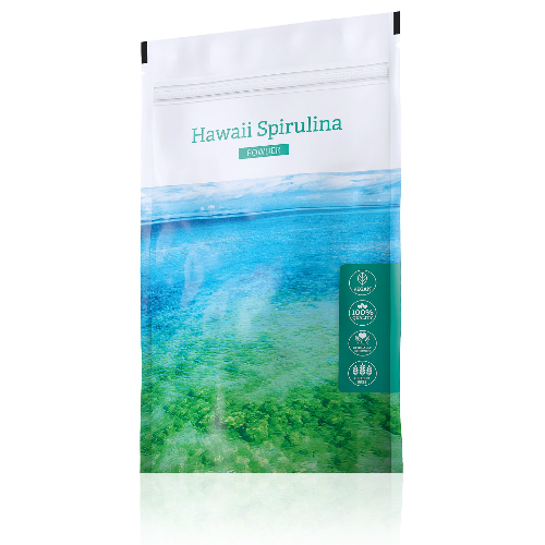 Energy HAWAII SPIRULINA POWDER vitaminů, minerálů a živin 100g