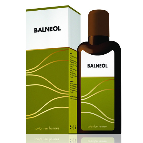 Energy Balneol humátová koupel 110 ml