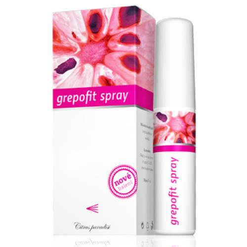 Energy Grepofit spray- proti nemoci, opary, afty 14 ml