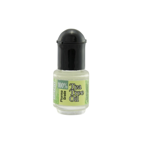 Vivaco Tea tree 100% tto v rollonu 5 ml