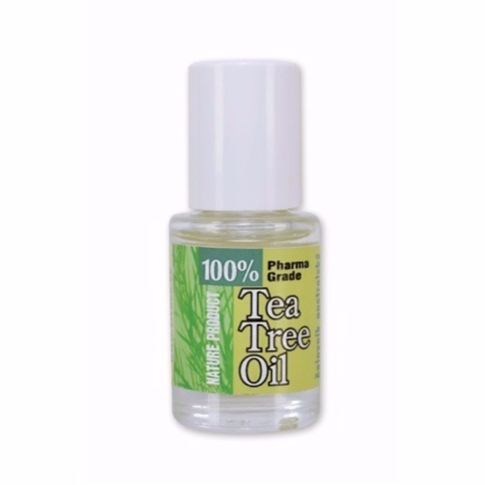 Tea tree 100% oil 15ml